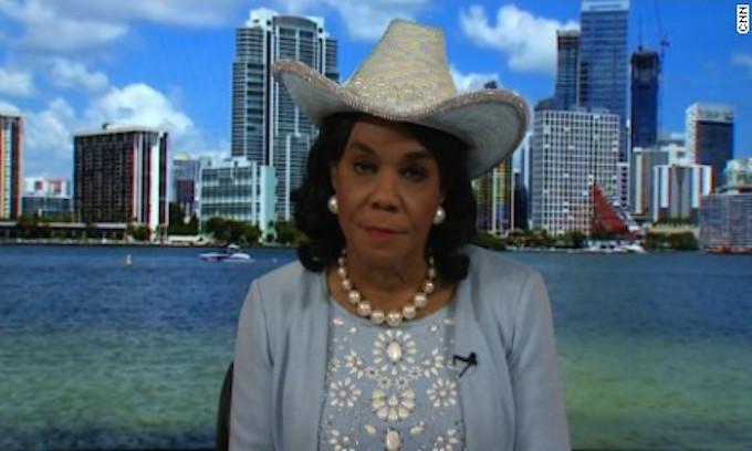 Attention seeking congresswoman misplays the race card