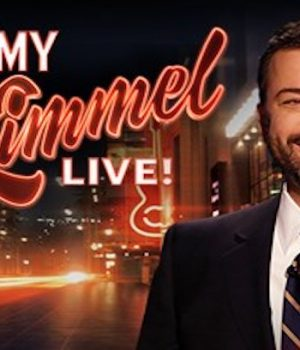 Jimmy Kimmel: Late-night hosts are liberal 'because it requires a measure of intelligence'