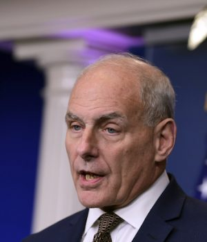 John Kelly sets the record straight on President Trump's condolence call