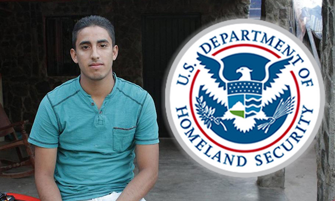 DACA 'dreamer' caught trying to sneak back into U.S.