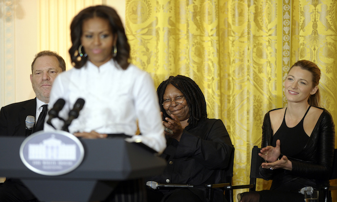 'Disgusted' Obamas were star-struck by Harvey Weinstein's access, cash