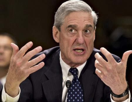 Mueller said to be nearly ready to present findings on collusion, obstruction