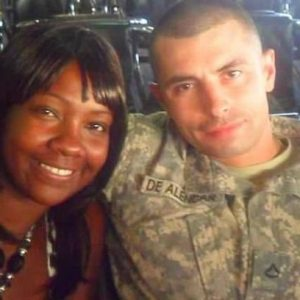 Gold Star Widow shares her condolence call from Pres. Trump