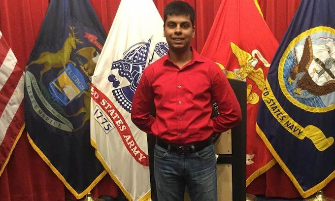 Siddiqui family defends $100-million lawsuit against Marines