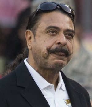 Jaguars owner, Shahid Khan, thinks Trump is jealous of the NFL