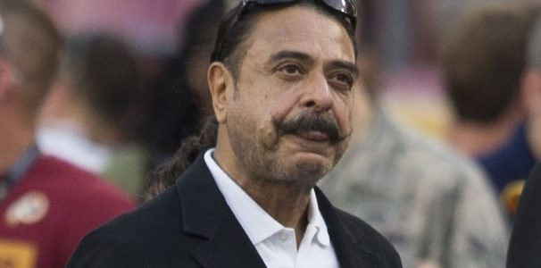 Jaguars owner, Shahid Khan, thinks Trump is jealous of the NFL