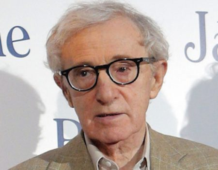 Woody Allen is 'sad' about Harvey Weinstein