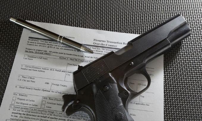 Gun Purchase Background Checks Drop In 2017 Gopusa