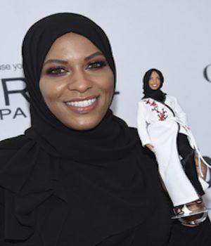 Mattel makes Barbie doll of hijab-wearing Olympian Ibtihaj Muhammad
