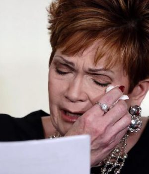 Roy Moore accuser admits she wrote part of yearbook inscription attributed to Alabama Senate candidate