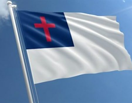 Students to atheists: Don't mess with Texas Christian flag