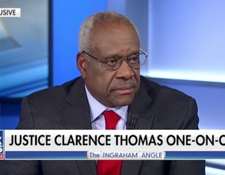 Clarence Thomas, Supreme Court justice, warns of 'cynical' society