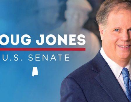 Doug Jones wins Senate seat in Alabama special election