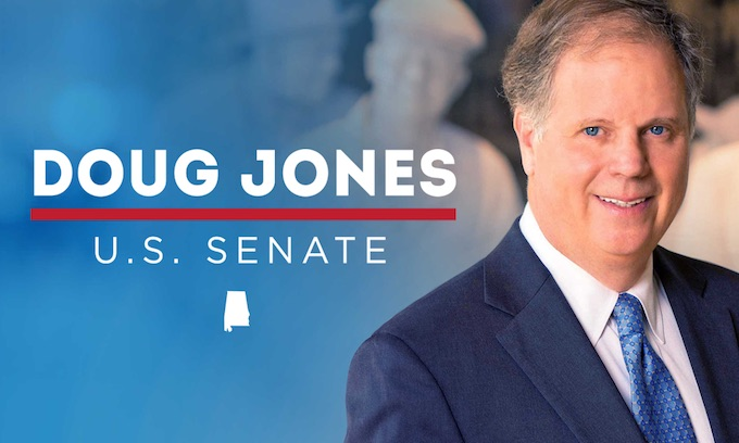 Jones blurs radical abortion stance to steal Moore votes