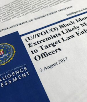 Activists claim FBI report on black 'extremists' means their civil rights are in danger