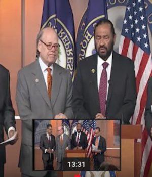 Democrats introduce articles of impeachment against Trump