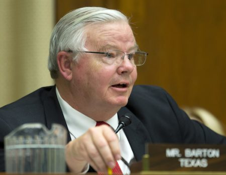 Joe Barton: Capitol Police open 'revenge porn' investigation on woman with whom he had affair