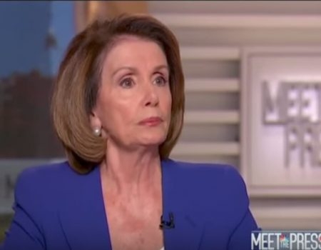 Sexual Harassment: Pelosi wants due process for Democrats, none for Republicans