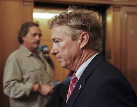 Rand Paul, Kentucky senator, on interfering in foreign elections: 'We all do it'