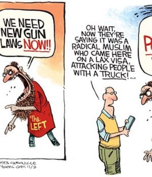 Leftist Hypocrite!