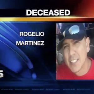 Border patrol agent killed on duty