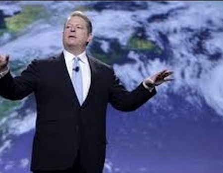 Al Gore warns 'time is running out' after U.N. gives world 12 years to fight climate change