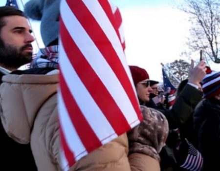 Young conservatives sue school district for shutting them down amid Veterans Day feud