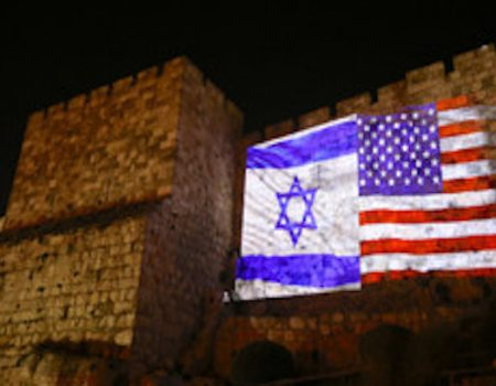 Donald Trump recognizes the Israeli capital, and it's about time