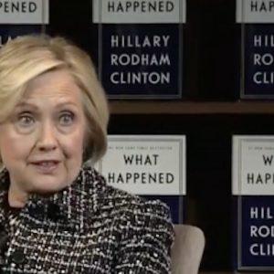 Hillary: Free press is under 'open assault' in Trump era