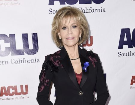 Jane Fonda to 'woke' Colin Kaepernick: 'Keep kneeling until you can stand'