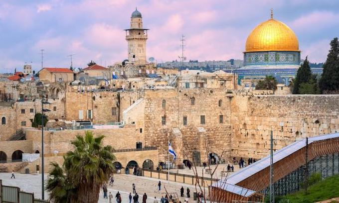 Trump calls Middle East leaders ahead of planned announcement on Jerusalem