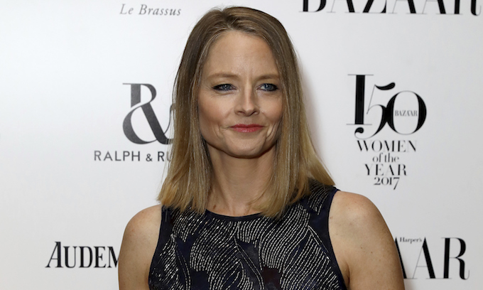 Jodie Foster: 'Pretty much every man over 30' culpable for sexual misconduct cases