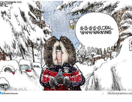 Where's Al Gore now?