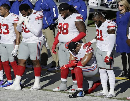 NFL player to disgruntled fans: Don't come to the game!