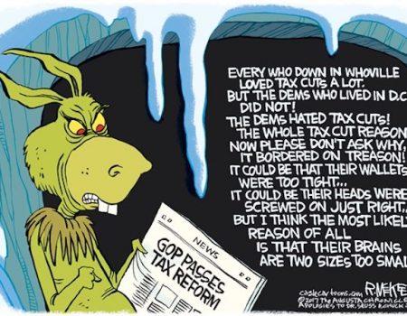 Grinch Democrats