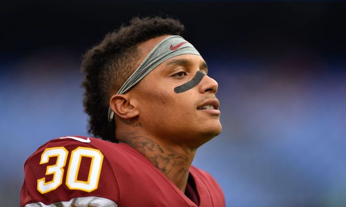 Redskins player above the law?