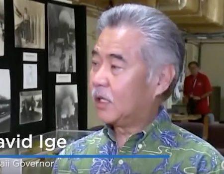 Hawaii Gov.: EMA officer who issued false missile alert fired
