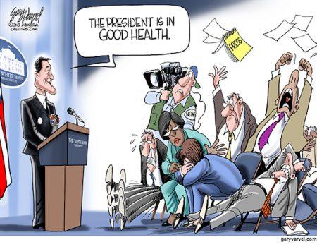 Biased Media Meltdown!