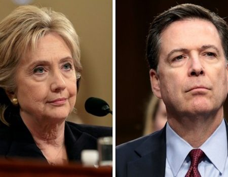 GOP lawmakers demand criminal probe of Comey, McCabe, Clinton, Lynch