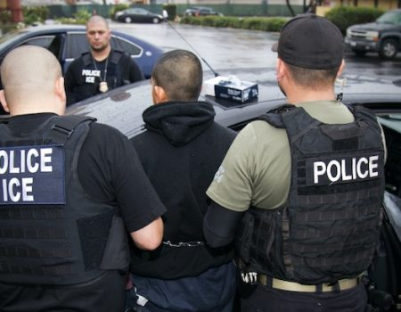 90% of illegals arrested in ICE sweep were repeat offenders
