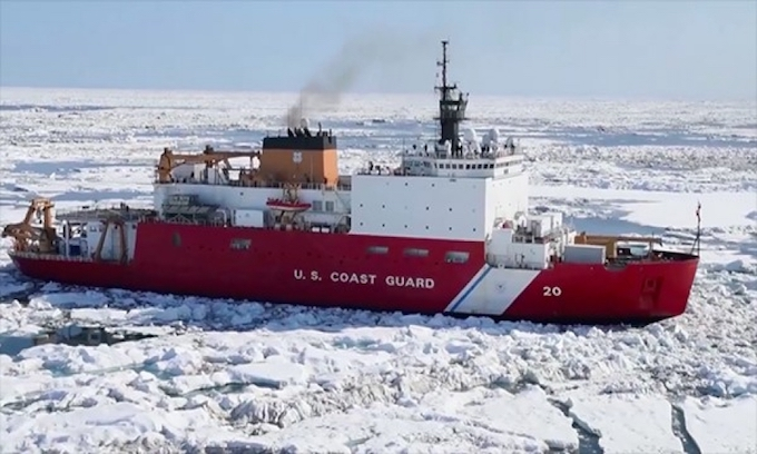 Coast Guard wants cruise missiles on Arctic icebreakers