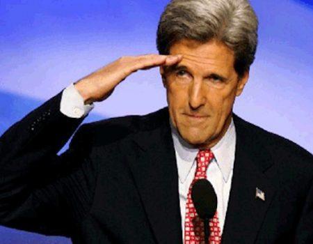 John Kerry: Reporting for Duty, Again