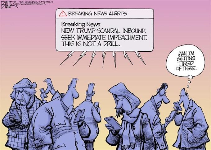 Fake News Bulletin Inbound!