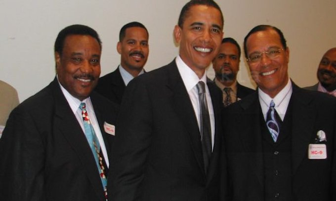 Farrakhan in Iran: 'Death to America!' 'Death to Israel!'