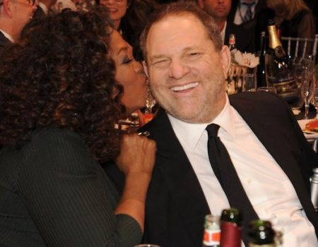 Oprah for President?  The Left Finds a Candidate at the Golden Globes