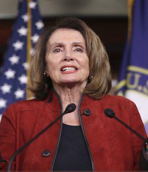 Nancy Pelosi ready for battle