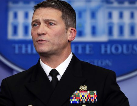 David Shulkin out as VA secretary; Trump to nominate White House doctor