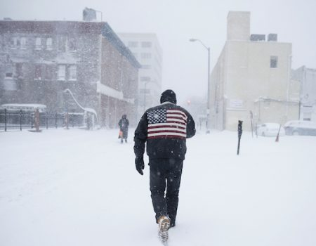Meteorologist blasts those linking nor'easter to climate change