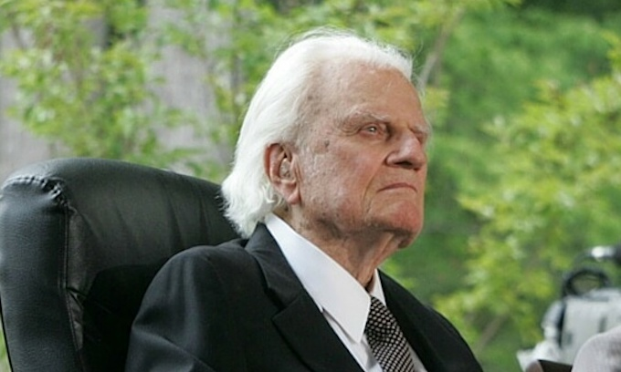 Rev. Billy Graham to lie in honor at US Capitol