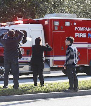 Why school shootings? Not enough God, not enough guns